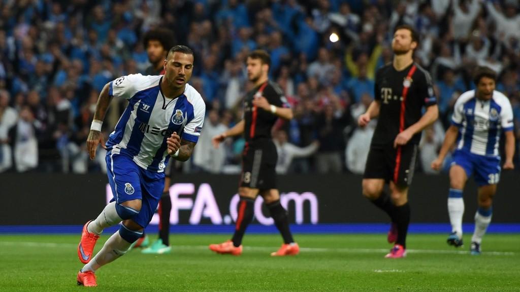 Spielstand Bayern Porto