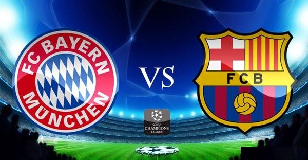 Bayern vs Barcelona Tips