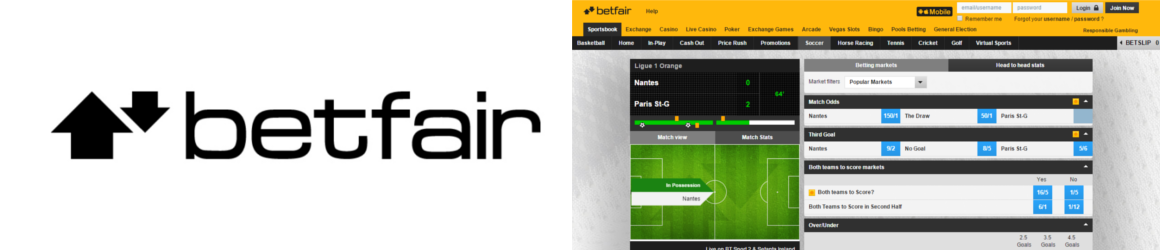 bet fair sportsbook