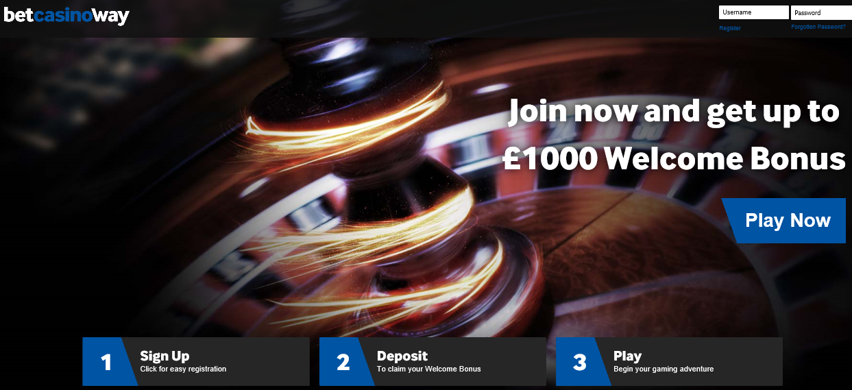 gamble and win money online