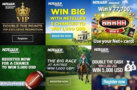 Neteller Promotions