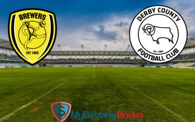 Burton vs Derby Predictions 26/08/16 | Championship