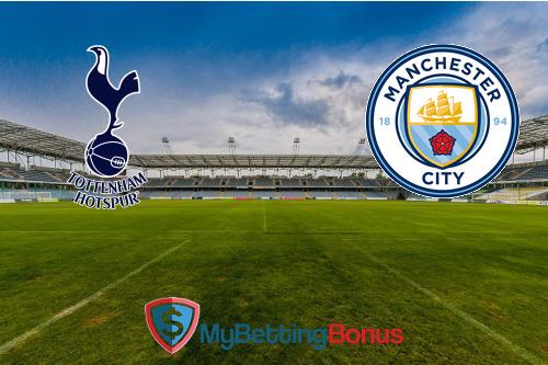 Tottenham Man City