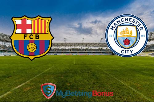 Barcelona Vs Manchester City Logo: Barcelona Vs Man City Predictions 19/10/16