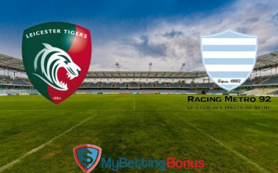 Leicester vs Racing 92 Predictions 23/10/16 | Champions Cup Rugby