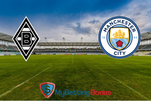 Monchengladbach vs Man City Predictions 23/11/16 | UCL