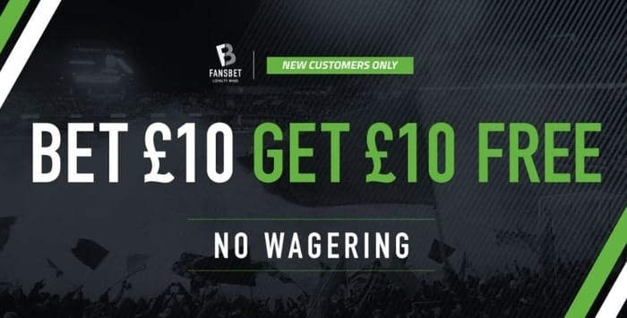 fansbet new customer welcome offer