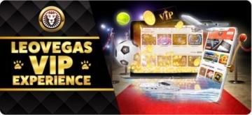 Leovegas Sport VIP Program