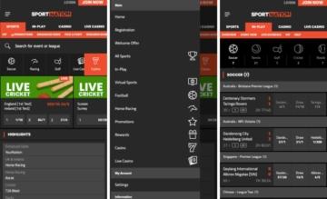Sportnation Mobile App