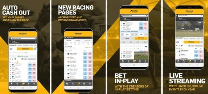 betfair mobile betting app
