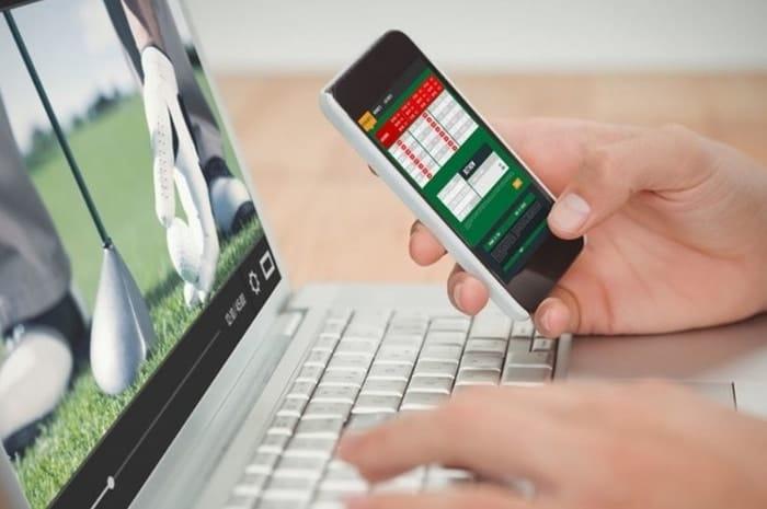 golf betting on mobile app