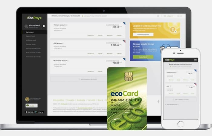 ecoPayz Payment Method