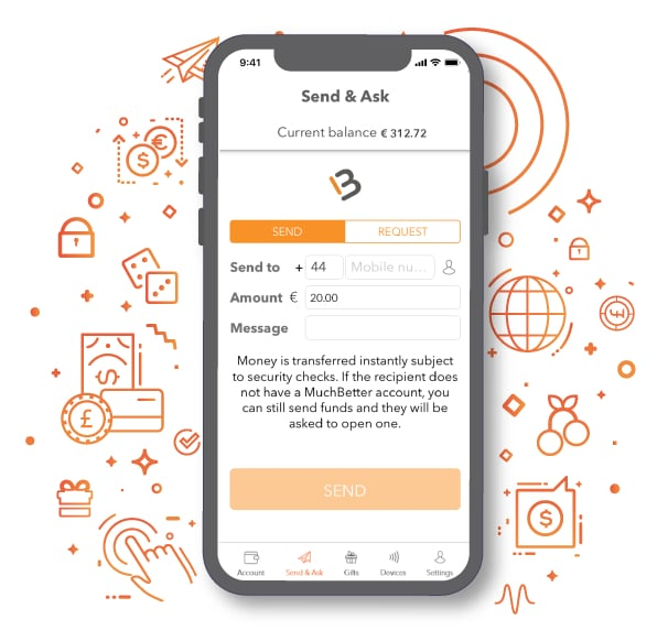 MuchBetter Mobile App