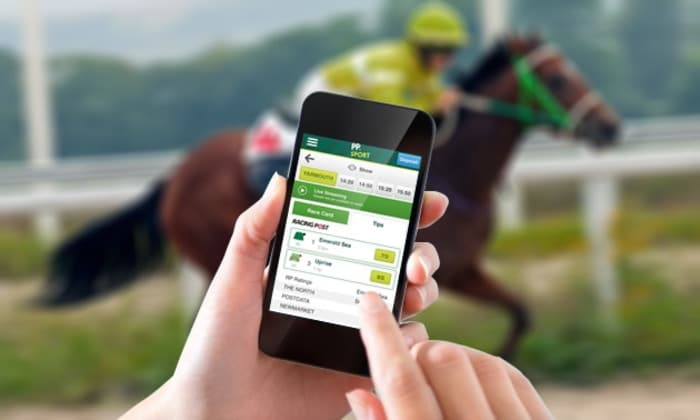 betting on horse racing with paddy power mobile