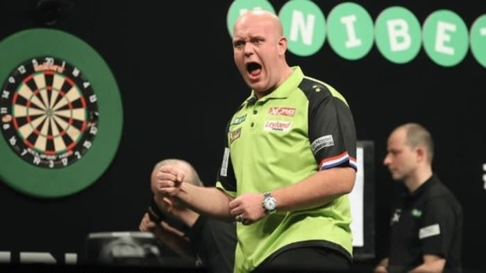 darts betting at unibet