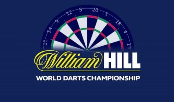darts betting at william hill