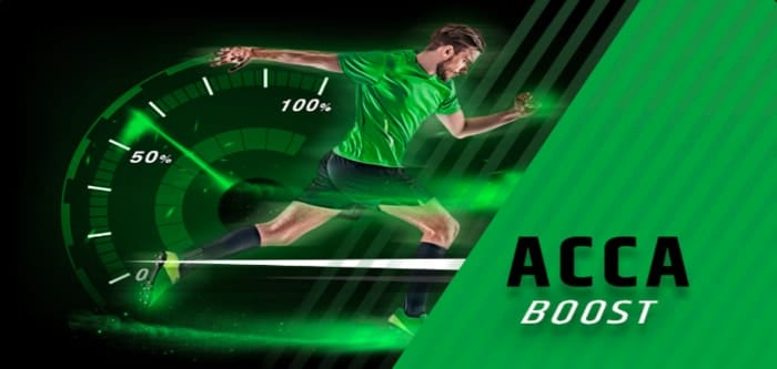 FansBet Acca Boost Promotion