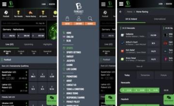 FansBet Mobile App