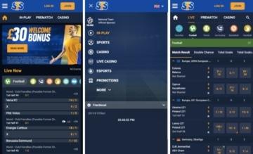 STSBet Mobile App