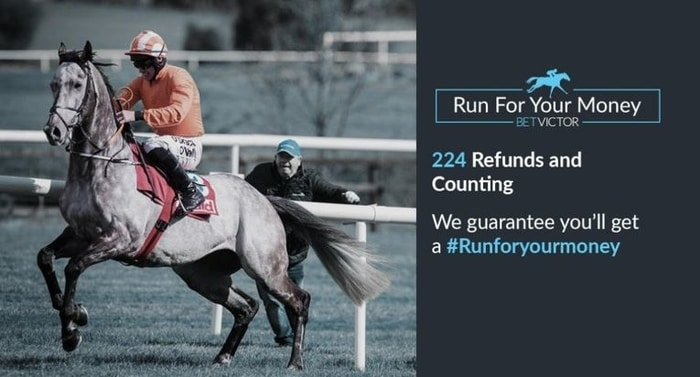 betvictor horse racing run for your money