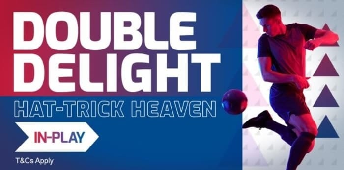 betfred inplay double delight promotion