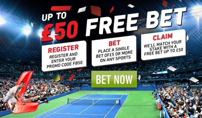 ladbrokes us open tennis welcome offer
