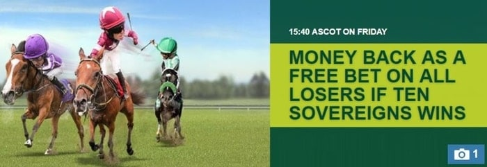 paddy power royal ascot bonus offer