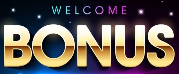 welcome bonus logo