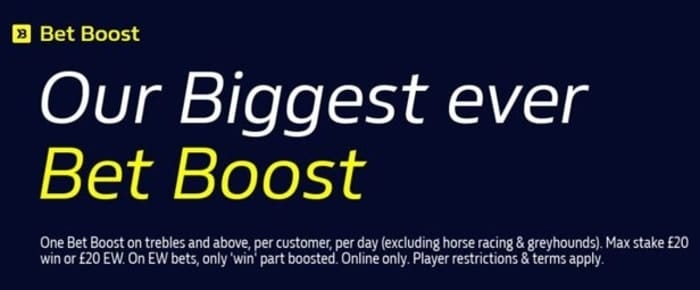 william hill bet boost promotion
