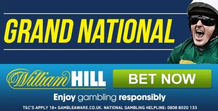 william hill grand national betting
