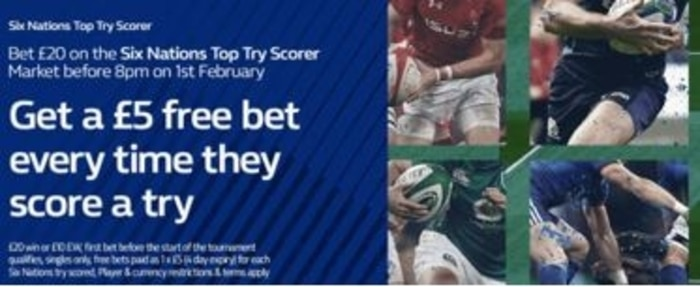 william hill six nations free bet promotion