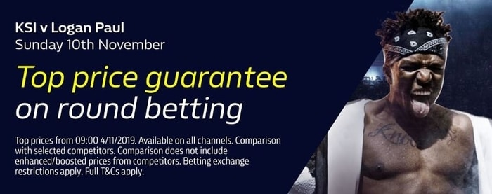 william hill boxing top price guarantee on round betting