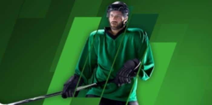 betting on ice hockey with unibet