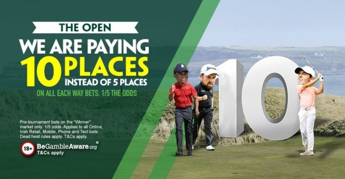 paddy power golf open championship promo