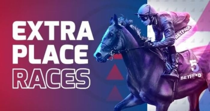 betfred horse racing extra place races