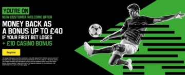 unibet welcome offer for new sportsbook customers