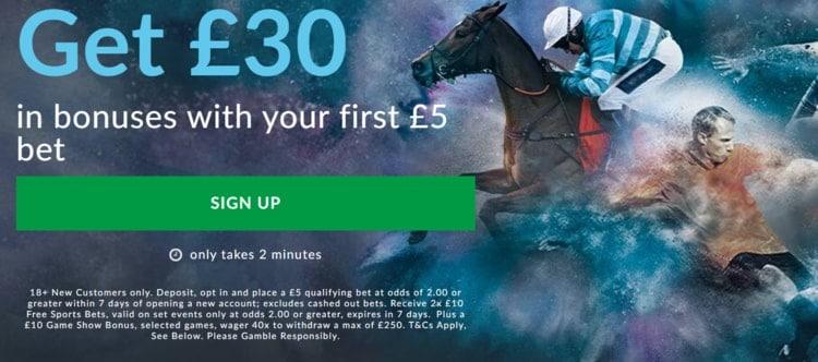betvictor welcome bonus for new sportsbook customers